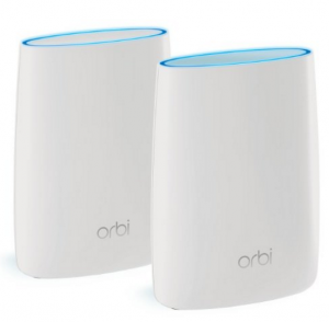 Orbi Home WiFi System-Compatible with Amazon Echo/Alexa