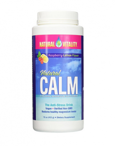 Natural Vitality Natural Calm Magnesium Anti Stress