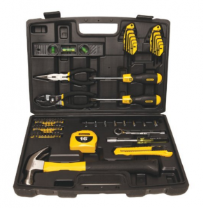 Stanley 65-Piece Homeowner's Tool Kit
