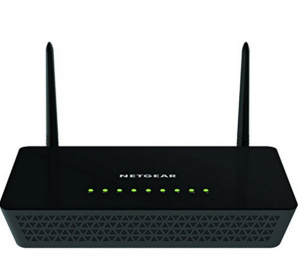 NETGEAR AC1200 Smart Wi-Fi Router with External Antennas