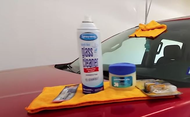 $10 Windshield Repair Kit to Fix Large Crack