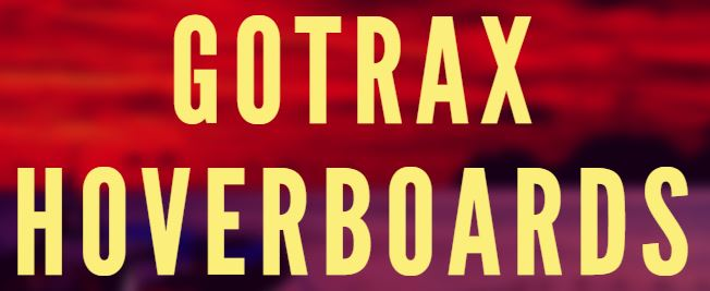 gotrax hoverboards picture